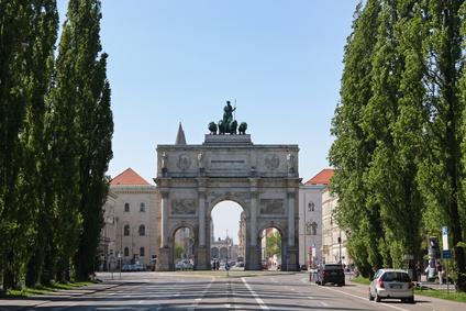 Leopoldstraße München | BeckAkademie